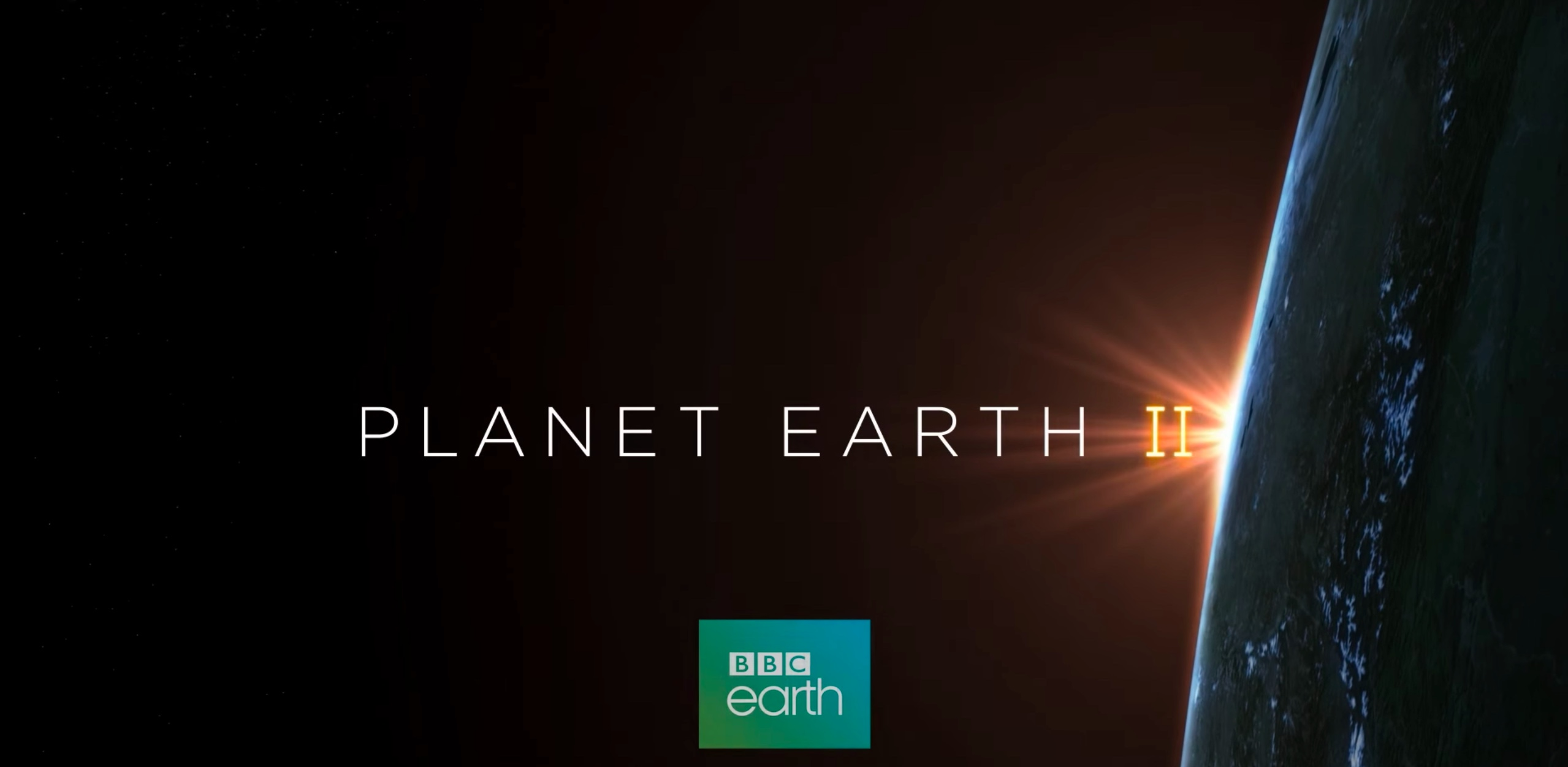 Trailer for BBC Planet Earth II